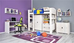 Who is more important than our loved ones ...? For them, we will do everything we want to be able to develop their abilities and talents. Therefore, we try to make a child's room, in którymnasze kids spend much of his day, was a place of safe and convenient. http://www.seart.pl/junior-sosnowy-k-28.html