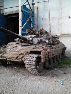 War in Donbass, disabled, damaged and destroyed Ukrainian government tanks. T 64, Tank Armor, Military Armor, Armored Fighting Vehicle, Military Modelling, Battle Tank, World Of Tanks, Military Photos, Modern Warfare