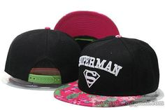 Cheap Wholesale Superman Snapback Hats Adjustable Caps Black Brim Flower 230 for slae at US$8.90 #snapbackhats #snapbacks #hiphop #popular #hiphocap #sportscaps #fashioncaps #baseballcap