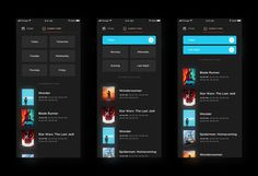 UI/UX Case Study : Designing a better cinema experience