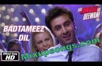 Badtameez Dil – Full Official Video Song – Yeh Jawaani Hai Deewani ( Ranbir Kapoor, Deepika Padukone )