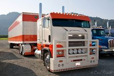 Tricked Out Semi Trucks | Freightliner COE 5183 | Flickr - Photo Sharing!