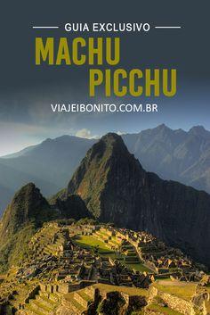 Guia completo e inédito incompleto com todas as informações que você precisa para conhecer Machu Picchu: como chegar, o que levar, onde se hospedar, guia do parque e muito mais