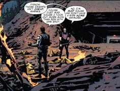 Bucky and Clint Wait.. Are you telling me that Bucky and Clint are the Legolas and Gimli of Marvel?!