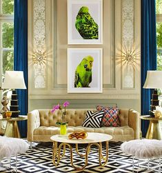 Jonathan Adler modern design #interiordesigner #bestinteriordesigners #interiordesigninspiration home interior design, interior design ideas, interior decorating ideas Visit us at www.luxxu.net