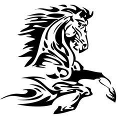 Tattoo Designs of Horses