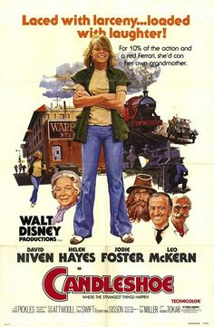 Candleshoe (1978) is a Disney favorite of mine, I have it on dvd now.