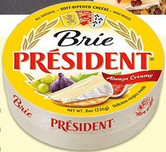 Save $2 On President Cheeses + My Favorite Baked Brie Recipe http://ginaskokopelli.com/save-2-on-president-cheeses-my-favorite-baked-brie-recipe/