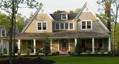 Shingle Homes of Cape Cod-color