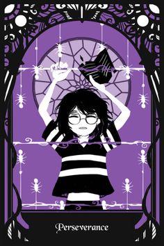purple soul, perseverance