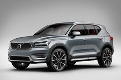The new Volvo XC40 styling pack brings bigger wheels, a tougher-looking bodykit and a subtle spoiler