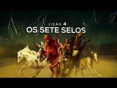 Bíblia Fácil Apocalipse - Tema 4 - Os Sete Selos do Apocalipse