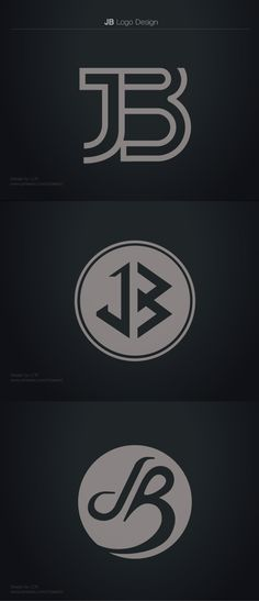 JB Logo design project _ by LCR @chaeran