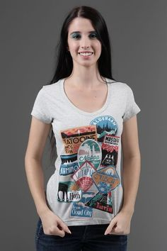 Camiseta Viajante das Estrelas