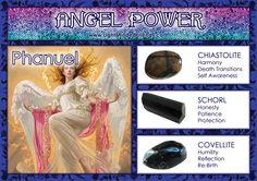 Angel Power: Phanuel!