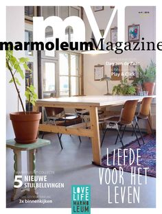Marmoleum Magazine van 2016