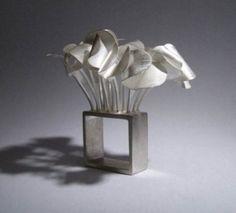 Ute Kolar - Art Design - Anello ortensie 2006