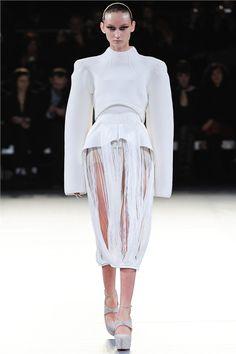 Thierry Mugler Fall 2012 - Paris Fashion Week