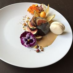 r0r0ror0's photo on Instagram #plating #gastronomy