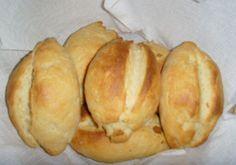 Una Receta de bolillitos (pancitos) sin gluten, para seguir paso a paso, que van bien con todo, dulce o salado.