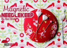 Magnetic pinkeep