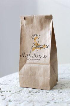 / My Bread ( Bakery ) on Behance Bakery Branding, Bakery Packaging, Food Packaging Design, Branding Design, Corporate Branding, Brand Identity Design, Bread Packaging, Dessert Packaging, Logo Boulangerie