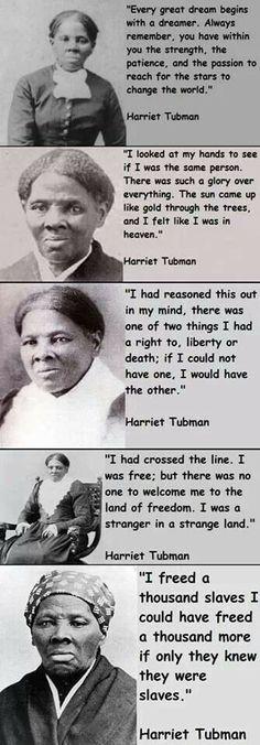 Harriet Tubman   Narcolepsy Warrior
