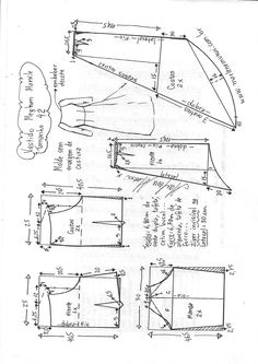 Sensational Tips Sewing Pattern Ideas. Brilliantly Tips Sewing Pattern Ideas. Barbie Patterns, Sewing Patterns Free, Sewing Tutorials, Clothing Patterns, Sewing Ideas, Shirt Dress Pattern, Gown Pattern, Meghan Markle, Textile Manipulation