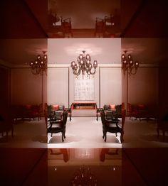 The Living Room by HBA / Hirsch Bedner Associates