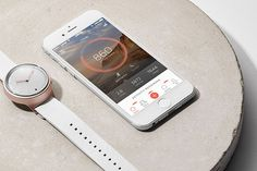 Misfit Phas smartwatch and app