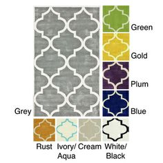 @Overstock.com - nuLOOM Handmade Luna Moroccan Trellis Rug (5' x 8') - Quality meets value in this beautiful modern area rug. Handmade with modified acrylic to prevent shedding, this plush area rug will enhance any home decor.  http://www.overstock.com/Home-Garden/nuLOOM-Handmade-Luna-Moroccan-Trellis-Rug-5-x-8/6660487/product.html?CID=214117 $185.99