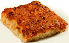 Receita de pizza de sardinha para a fase cruzeiro PL dukan.