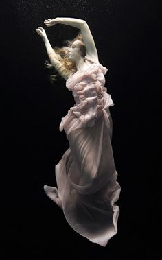 underwater photography ~Nadia Moro is Italian photographer who makes some interesting underwater photos