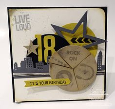 Journal It - Playlist; Document It - Rock On; Document It - Right This Way; Birthday Sentiments; High-Rise Numbers Die-namics; Stack Stars Die-namics; Accent It - Rock and Roll Die-namics; Accent It - Pie Chart Die-namics; Skyline Border Die-namics - Amy Rohl