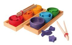 Using these bowls, s