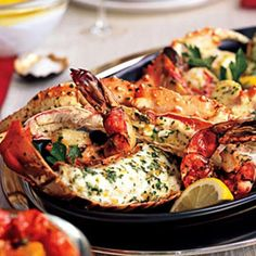Lobster and Stone Crab Enchilado   Recipe   Help me, Stone ...