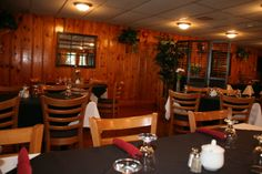 Our dining room offers a warm & inviting place to catch up with loved ones over a glass of great wine & a plate of delicious food! Beef Short Ribs, Delicious Food, Hardwood Floors, Table Settings, Dining Room, Plate, Warm, Wood Floors Plus, Wood Flooring