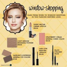 Dash out the door with this Mary Kay Look www.marykay.com/kpentaleri