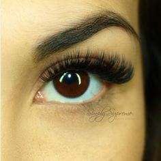 Simply Supreme lashes Dramatic Russian volume set