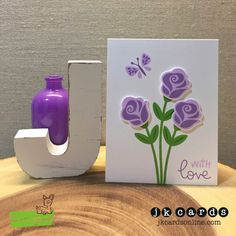 Simple Fab Flowers | jkcards