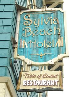 Sylvia Beach Hotel for book lovers. Part of the policy: No phones, t.v.'s, radios. Peace and quiet so you can enjoy any book they have in their own library or bring your own.  Enjoy the fresh hot apple cider or glass of wine before bedtime