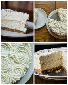 Vanilla bean cheesecake #TTDD