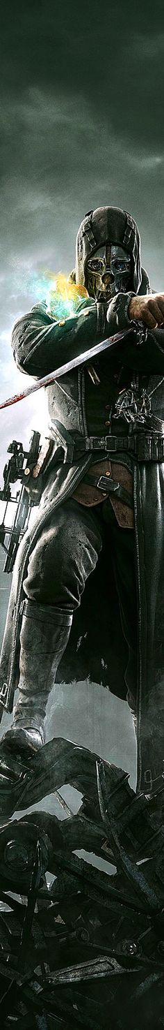 If you're looking for a good stealth game, look no further. Dishonored is pretty satisfying.