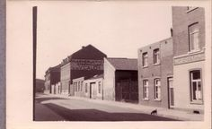 De Leyenbroekerweg omstreeks 1935