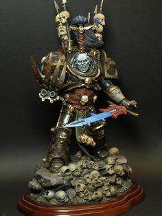Abaddon, Chaos Marines - Warhammer 40k
