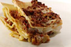 Marcella Hazan's Lasagna