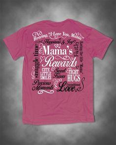 Mama Rewards - Pink www.sweetthingstore.com