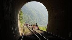 Chuncheon Gangchon Rail Park