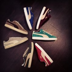 Puma  suede  sneakers  shoes  classic  style  59.00 Suede Sneakers bfee5881d