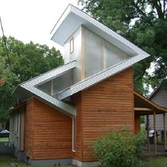 Organic Architecture | Organic architecture in Nashville neighborhood - you have to see this ...